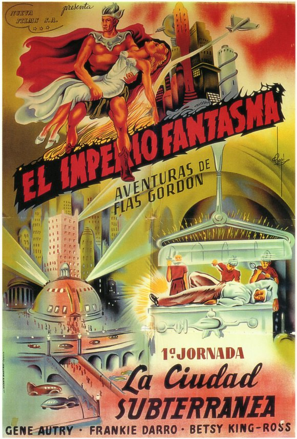 Foreign Poster