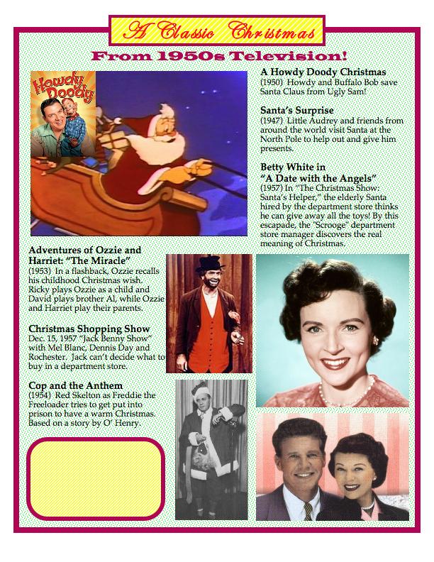 Christmas Cartoon Movies