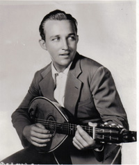 Bing Crosby with Mandolin