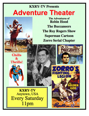 Adventure Theater TV Program