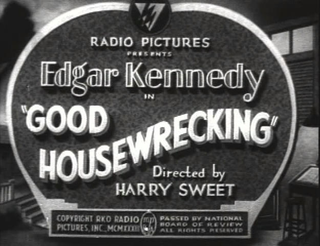 Good Housewrecking title card