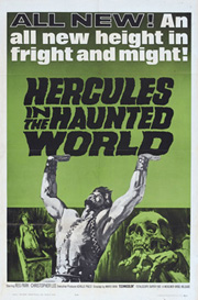 Hercules in Haunted World Poster