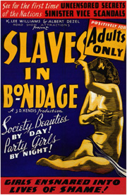 Slaves in Bondage Poster